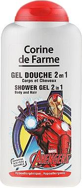 2in1 Duschgel für Körper und Haare - Corine de Farme — Bild N1