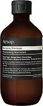 Düfte, Parfümerie und Kosmetik Nährendes Shampoo - Aesop Nurturing Shampoo