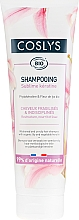 Düfte, Parfümerie und Kosmetik Shampoo für geschwächtes und widerspenstiges Haar mit Phytokeratin & Bio Lilie - Coslys
