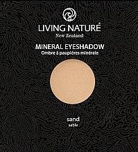 Düfte, Parfümerie und Kosmetik Lidschatten - Living Nature Mineral Eyeshadow