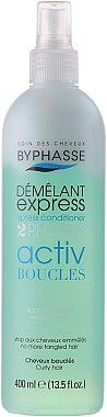 Conditioner für lockiges Haar - Byphasse Express 2 Phases Activ Boucles Curly Hair — Bild N1