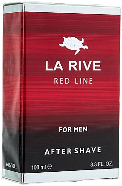 La Rive Red Line - After Shave — Bild N1