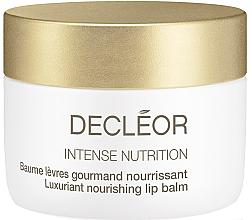 Düfte, Parfümerie und Kosmetik Pflegender Lippenbalsam - Decleor Aroma Solutions Nourishing Lip Balm