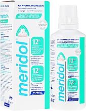 Düfte, Parfümerie und Kosmetik Mundspülung für Schutz vor Mundgeruch - Meridol Safe Breath Liquid Mouthwash