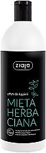 Düfte, Parfümerie und Kosmetik Badeschaum Minztee - Ziaja Bath Foam