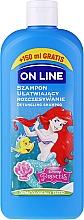 Düfte, Parfümerie und Kosmetik On Line Disney The Little Mermaid Shampoo - Hypoallergenes Shampoo für Kinder mit Himbeerduft Arielle, die Meerjungfrau