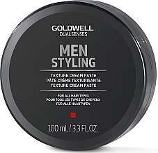 Modellierende Haarpaste für alle Haartypen - Goldwell Dualsenses For Men Texture Cream Paste — Bild N1