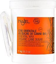 Orientalisches Zucker-Enthaarungswachs - Najel Organic Oriental Sugar Wax — Bild N5