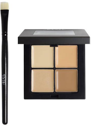 Augenbrauenhighlighter-Palette - Ardell Brow Perfecting Palette — Bild N2