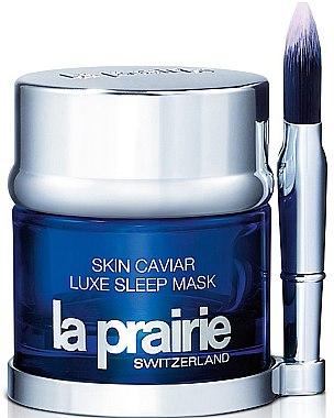Nachtgesichtsmaske mit Honig - La Prairie Skin Caviar Luxe Sleep Mask — Bild N1