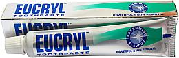 Düfte, Parfümerie und Kosmetik Aufhellende Zahnpasta mit Minzgeschmack - Eucryl Freshmint Flavour Toothpaste