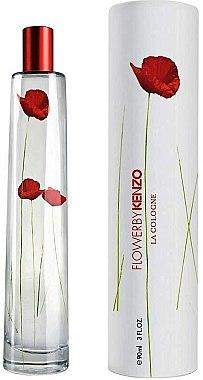 Kenzo Flower By Kenzo La Cologne - Eau de Cologne — Bild N1
