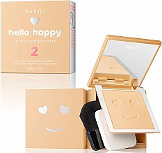 Puder-Foundation - Benefit Hello Happy Velvet Powder Foundation — Bild N1
