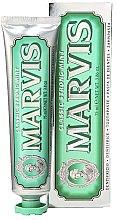 Düfte, Parfümerie und Kosmetik Zahnpasta mit Minze - Marvis Classic Strong Mint