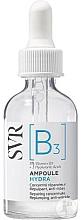 Düfte, Parfümerie und Kosmetik Regenerierendes feuchtigkeitsspendendes Anti-Falten Gesichtskonzentrat mit Vitamin B3 und Hyaluronsäure - SVR [B3] Ampoule Hydra Repairing Concentrate