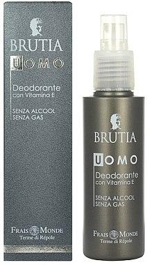 Frais Monde Men Brutia Deodorant - Deospray mit Vitamin E — Bild N1