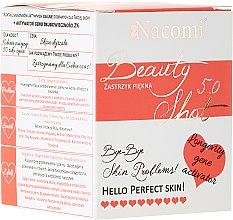 Düfte, Parfümerie und Kosmetik Regenerierendes Gesichtsserum mit Avocadoöl und Sheabutter - Nacomi Beauty Shots Concentrated Serum 5.0