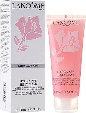 Intensiv feuchtigkeitsspendende Anti-Stress Gesichtsmaske - Lancome Hydra Zen Jelly Mask — Bild N1