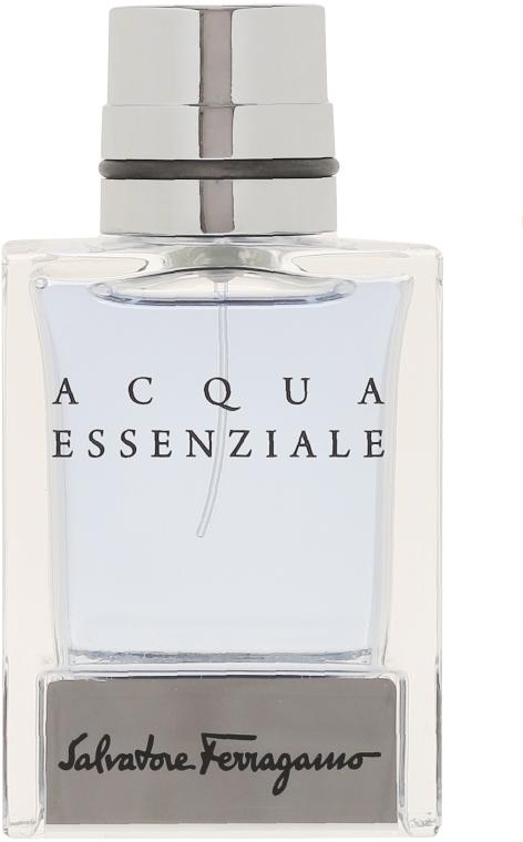Salvatore Ferragamo Acqua Essenziale - Duftset (Eau de Toilette 30ml + Shampoo & Duschgel 50ml) — Bild N4