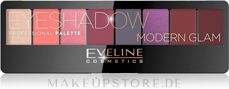 Lidschattenpalette - Eveline Cosmetics Eyeshadow — Bild Modern Glam