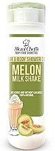 Düfte, Parfümerie und Kosmetik Natürliches Duschgel für Haut und Haar mit Jojoba- und Olivenöl - Stani Chef's Hair And Body Shower Gel Melon Milk Shake