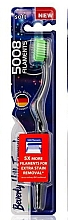 Düfte, Parfümerie und Kosmetik Zahnbürste weich 5008 Filaments hellgrün - Beverly Hills Formula 5008 Filament Multi-Colour Toothbrush