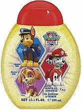 Düfte, Parfümerie und Kosmetik Air-Val International Paw Patrol - Baby Shampoo und Duschgel