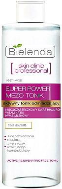Aktives Anti-Age Gesichtstonikum - Bielenda Skin Clinic Professional Mezo — Bild N1