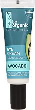 Düfte, Parfümerie und Kosmetik Creme für die Augenpartie mit Avocado - Be Organic Eye Cream Avocado