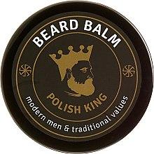 Düfte, Parfümerie und Kosmetik Bartbalsam - Polish King Beard Balm