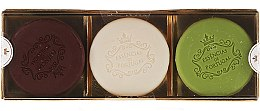 Düfte, Parfümerie und Kosmetik Naturseifen-Geschenkset - Essencias De Portugal Golden Edition Senses Collection