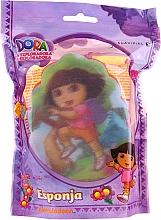 Düfte, Parfümerie und Kosmetik Kinder-Badeschwamm Dora 169-11 rosa - Suavipiel Dora Bath Sponge