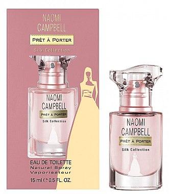 Naomi Campbell Pret a Porter Silk Collection - Eau de Toilette (Mini) — Bild N1