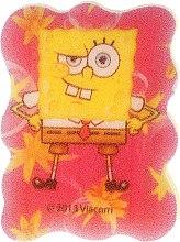 Düfte, Parfümerie und Kosmetik Kinder-Badeschwamm SpongeBob rosa - Suavipiel Sponge Bob Bath Sponge