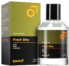 Düfte, Parfümerie und Kosmetik Beviro Fresh Bite - Eau de Cologne