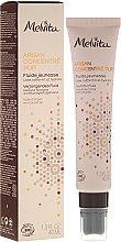 Düfte, Parfümerie und Kosmetik Fechtigkeitsspendende Make-up Base - Melvita Argan Concentre Pur Fluid