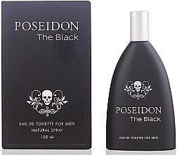 Instituto Espanol Poseidon The Black For Men - Eau de Toilette — Bild N2