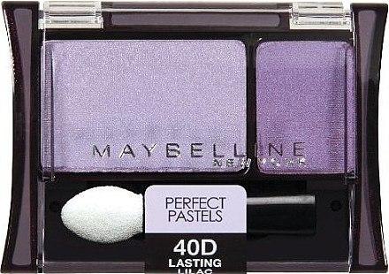 Lidschatten - Maybelline Expert Wear Perfect Pastels Eyeshadow Duos — Bild N1