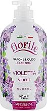 Düfte, Parfümerie und Kosmetik Flüssigseife Veilchen - Parisienne Italia Fiorile Violet Liquid Soap