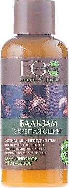 """Kräftigende Aufbau-Spülung """"Schaden Löscher"""" - ECO Laboratorie Strenghtening Hair Balsam — Bild N3"""