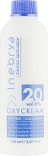 Creme-Oxydant Saphir-Kollagen 20, 6% - Inebrya Bionic Activator Oxycream 20 Vol 6% — Bild N3