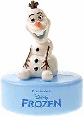 Baby Duschgel mit Aloe-Vera, Baumwolle und Erdbeeren - EP Line Disney 3D Olaf Frozen Shower Gel — Bild N1
