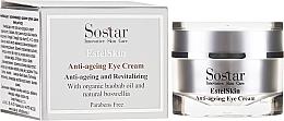 Düfte, Parfümerie und Kosmetik Anti-Aging Augencreme mit Bio Baobaböl und Bosvelia - Sostar Estelskin Anti Ageing Eye Cream