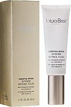 Düfte, Parfümerie und Kosmetik Intensives Anti-Aging Gesichtsfluid mit Retinol - Natura Bisse Essential Shock Intense Retinol Fluid
