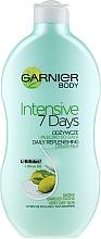 Düfte, Parfümerie und Kosmetik Körpermilch mit Olivenöl für sehr trockene Haut - Garnier Body Hydration 7 Days Body Milk