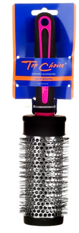 Rundbürste Neon 47 mm 63725 schwarz-rosa - Top Choice — Bild N1
