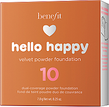 Puder-Foundation - Benefit Hello Happy Velvet Powder Foundation — Bild N12