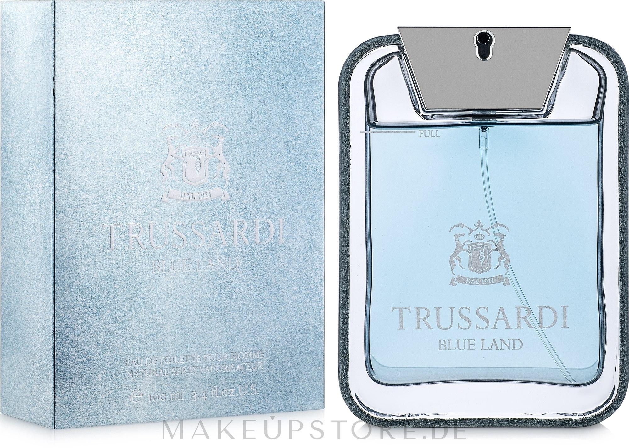 Trussardi Blue Land - Eau de Toilette — Bild 100 ml