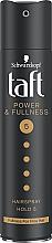 "Düfte, Parfümerie und Kosmetik Haarlack ""Power & Fullness"" Mega starker Halt - Schwarzkopf Taft Power & Fullness Hairspray"