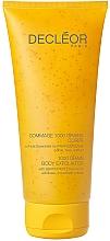 Düfte, Parfümerie und Kosmetik Glättendes Körperpeeling - Decleor Aroma Cleanse 1000 Grain Body Exfoliator